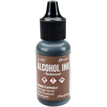 Ranger Tim Holtz Alcohol Ink Teakwood (TAL40743)