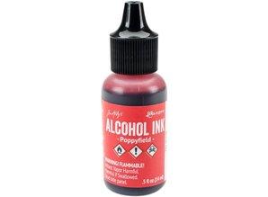 Ranger Tim Holtz Alcohol Ink Poppyfield (TAL40736)