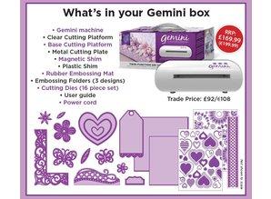Crafter's Companion Gemini + €30,00 GOODIEBAG