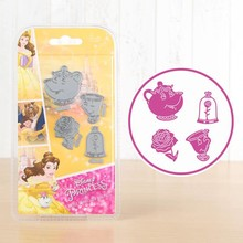 Disney 'Princess' Belle Embellishments (DL087)