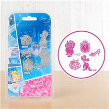 Disney 'Princess' Cinderella Embellishments (DL086)