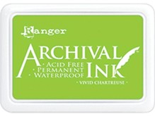 Ranger Archival Ink Vivid Chartreuse (AIP52531)
