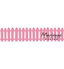 Marianne Design Collectable White Picked Fence (COL1423)