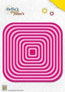 Nellie Snellen Multi Frame Straight Square 2 (MFD101)