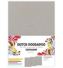 Dutch Doobadoo Chipboard A5 (474.300.004)