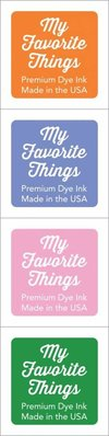 My Favorite Things Premium Dye Ink Cubes - Set 20 (ICUBE-20)