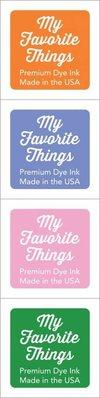 My Favorite Things Premium Dye Ink Cubes - Set 20 (ICUBE-20)
