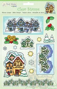 Marij Rahder Clear Stamps Winter (9.0039)