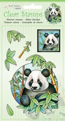 Marij Rahder Clear Stamps Panda (9.0034)