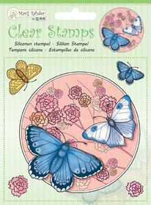 Marij Rahder Clear Stamps Vlinders (9.0033)