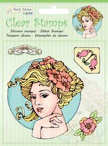 Marij Rahder Clear Stamps Jugendstil (9.0032)