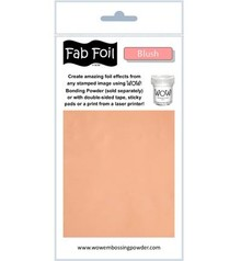 WOW! Blush Fabulous Foil (W216-SAL30)