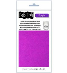 WOW! Purple Fabulous Foil (W216-PRP90)