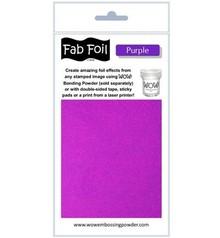 WOW! Purple Fabulous Foil (W216-PRP90)