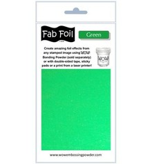 WOW! Green Fabulous Foil (W216-GR80)