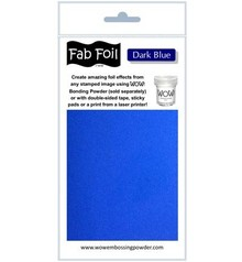 WOW! Dark Blue Fabulous Foil (W216-BL23)