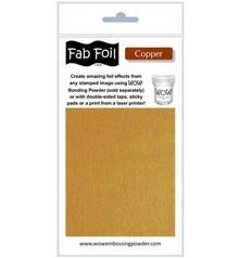 WOW! Bright Copper Fabulous Foil (W216-COP30)