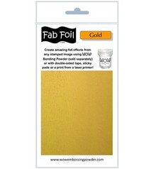 WOW! Bright Gold Fabulous Foil (W216-GLD01)