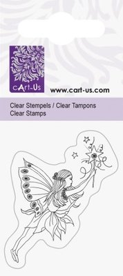 cArt-Us Clear Stamp Elf & Ster (2118831053)