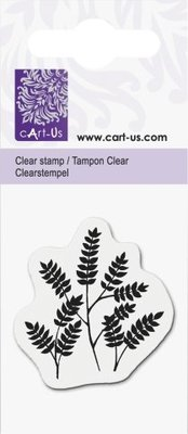 cArt-Us Clear Stamp Takken Met Blad (2118831016)