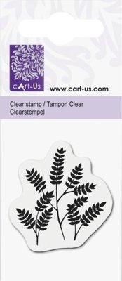 cArt-Us Clear Stamp Takken Met Blad (2118831016)