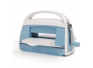 Provo Craft Cuttlebug Blue Starter Kit + €30,00 GOODIEBAG