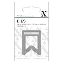 Xcut Dinky Die (1pc) - Bunting (XCU 503179)