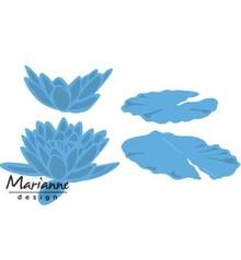 Marianne Design Creatable Tiny's Waterlily (L) (LR0460)