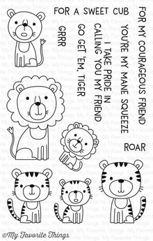 My Favorite Things Lions and Tigers (CS-184)