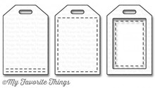 My Favorite Things Stitched Tiny Tags (MFT-1064)