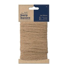Papermania Bare Basics Jute Ribbon (5m) (PMA 174501)