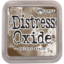 Ranger Distress Oxide Ink Pad Walnut Stain (TDO56324)