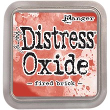 Ranger Distress Oxide Ink Pad Fired Brick (TDO55969)