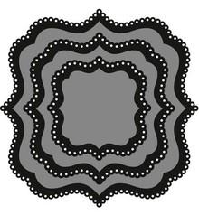 Marianne Design Craftable Classic Square (CR1404)