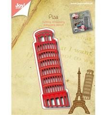 Joy!Crafts Cutting & Embossing Toren Van Pisa (6002/0487)