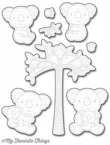 My Favorite Things Cuddly Koalas (MFT-1094)