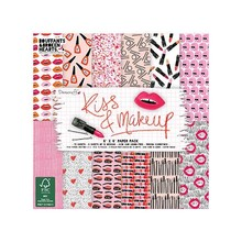 Dovecraft Kiss & Makeup 6x6 Inch Paper Pack (DCPAP057)