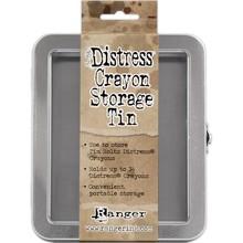 Ranger Distress Crayon Storage Tin (TDA56485)