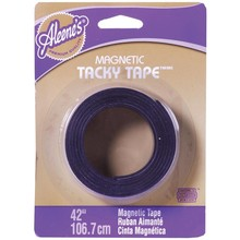 Aleene's Tacky Magnetic Adhesive Tape (29479)