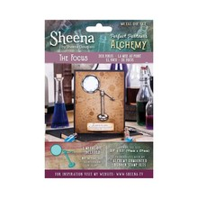 Sheena Alchemy The Focus Metal Die Set (SD-PPMD-FOCUS)