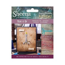 Sheena Alchemy Heat It Up Metal Die Set (SD-PPMD-HEAT)