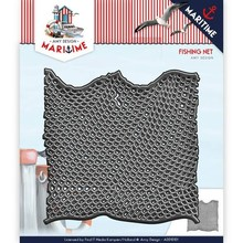 Amy Design Maritime Fishing Net Frame Die (ADD10101)