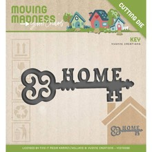 Yvonne Creations Moving Madness - Key Die (YCD10099)