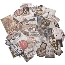 Idea-ology (Tim Holtz) Ephemera Pack Thrift Shop (TH93114)