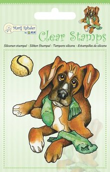 Marij Rahder Clear Stamps Dog (9.0043)