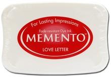 Tsukineko Memento Love Letter Dye Ink Pad (ME-302)