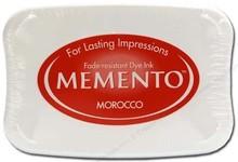 Tsukineko Memento Morocco Dye Ink Pad (ME-201)