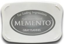 Tsukineko Memento Gray Flannel Dye Ink Pad (ME-902)