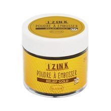 Aladine Embossing Powder 25 ml Gold (10191)