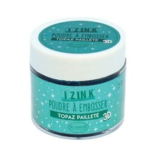 Aladine Embossing Powder 25 ml Topaz Paillete (10215)